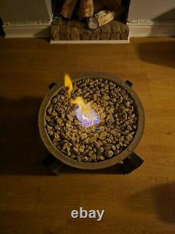Biofuel Fire Pit for indoors or outdoors