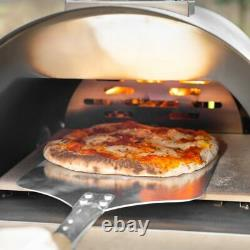 Harrier ARVO Pizza Oven Medium + PIZZA STONE Optional Pizza Peel / Cover