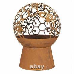 La Hacienda Honey Bee Fire Globe 58627