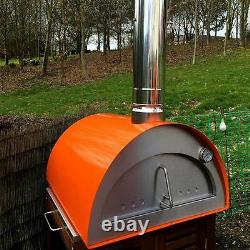 MONTANA Wood Fired Oven Portable Outdoor Wood Fired Oven