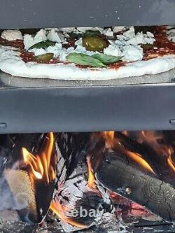 Outdoor Wood Fired Pizza Oven