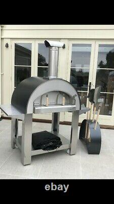 Outdoor Wood Fired Pizza Oven, Pizza Oven, Stainless steel pizza oven