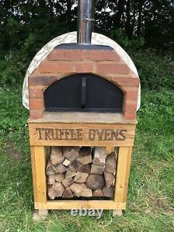 Truffle Ovens outdoor wood fired pizza oven