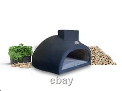 Wood Fired Pizza Oven Outdoor REAL PIZZA OVEN, REAL FIRE