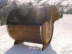 Wood Fired Sauna Barrel Sauna Wood Burning Garden Sauna Log Fired Sauna