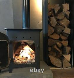 12 Kw Burner Multifuel Clean Burner Cheminée De Poêle À Bois Chauffage Feu