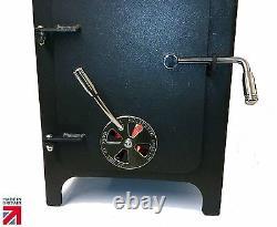 12 Kw Log Burner Multifuel Clean Burning Woodburner Stove Feu De Chauffage