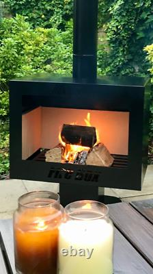 Boîte De Feu D'axiom (brûleur Extérieur De Notation)