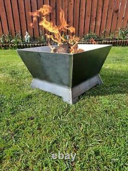 Fire Pit Bbq Jardin Extérieur Patio En Acier Doux Camping En Fer Rustique