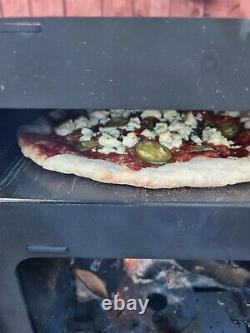 Four À Pizza À Feu De Bois Extérieur