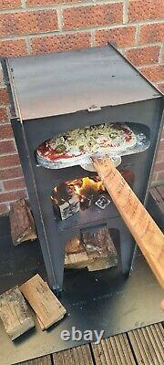 Four À Pizza Au Feu De Bois Extérieur