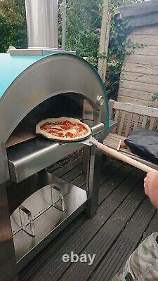 Four À Pizza Au Feu De Bois Extérieur, Cuisine Extérieure