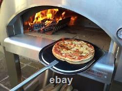 Four À Pizza Au Feu De Bois Extérieur, Four À Pizza, Four À Pizza En Acier Inoxydable