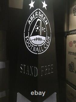Foyer Personnalisé De Logo, Chiminea, Football, Brûleur En Bois De Notation, Réchauffeur Extérieur De Patio