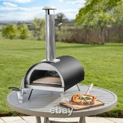 Harrier Arvo Four À Pizza Moyen + Pizza Stone Pizza En Option Peel / Couverture