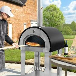 Harrier Arvo Pizza Four Grand Professionnel Wood Fired Oven Garden/outdoors