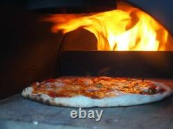 Pizzapod Outdoor Pizza Oven Grill Barbecue Heater Fire Patio