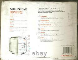 Solo Stove Bonfire Fire Pit With Stand Stainless Ssbon-sd 14 En T X 19.5 En W